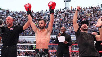 Giorgio Petrosyan Bellator Roma