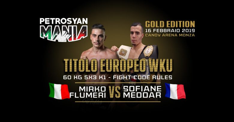Mirko Flumeri VS Sofiane Meddar