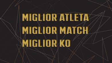 Miglior Match, ,miglior atleta, miglior KO