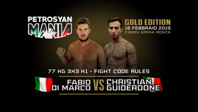 Fabio Di Marco vs Christian Guiderdone