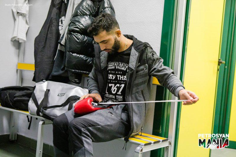 PetrosyanMania Gold Edition: Giorgio Petrosyan VS Atsushi Tamefusa