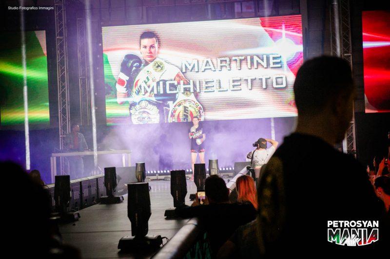 PetrosyanMania Gold Edition: Martine Michieletto VS Delphine Guènon