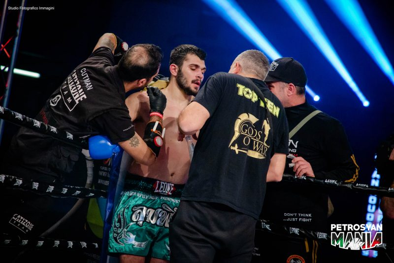 PetrosyanMania Gold Edition: Alexandru Negrea VS Gioergios Giannoudakos