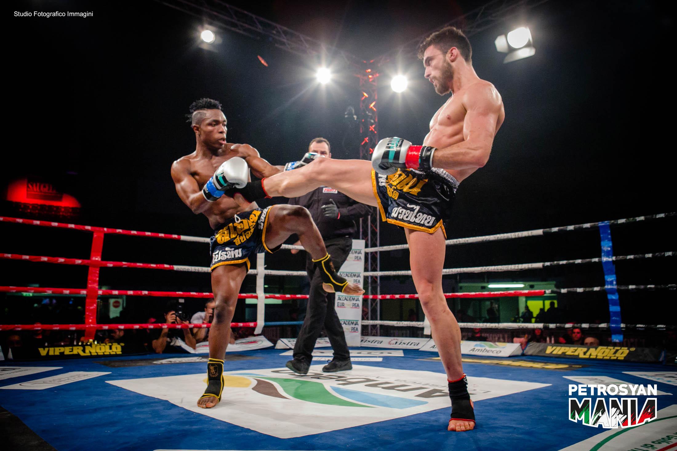 Jordan Valdinocci VS Alex Ajouatsa
