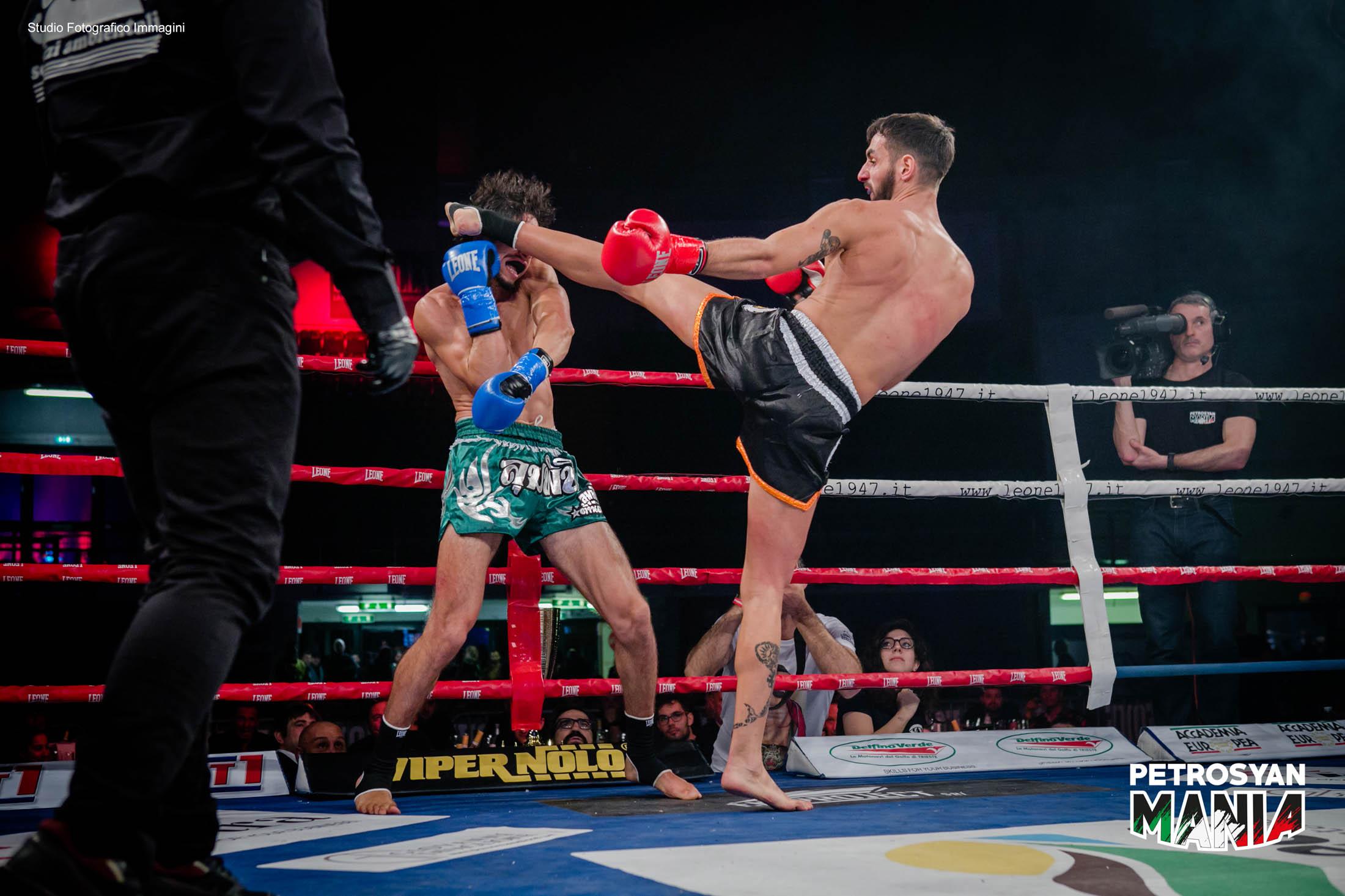 Mattia Solarino VS Sabri Sadouki