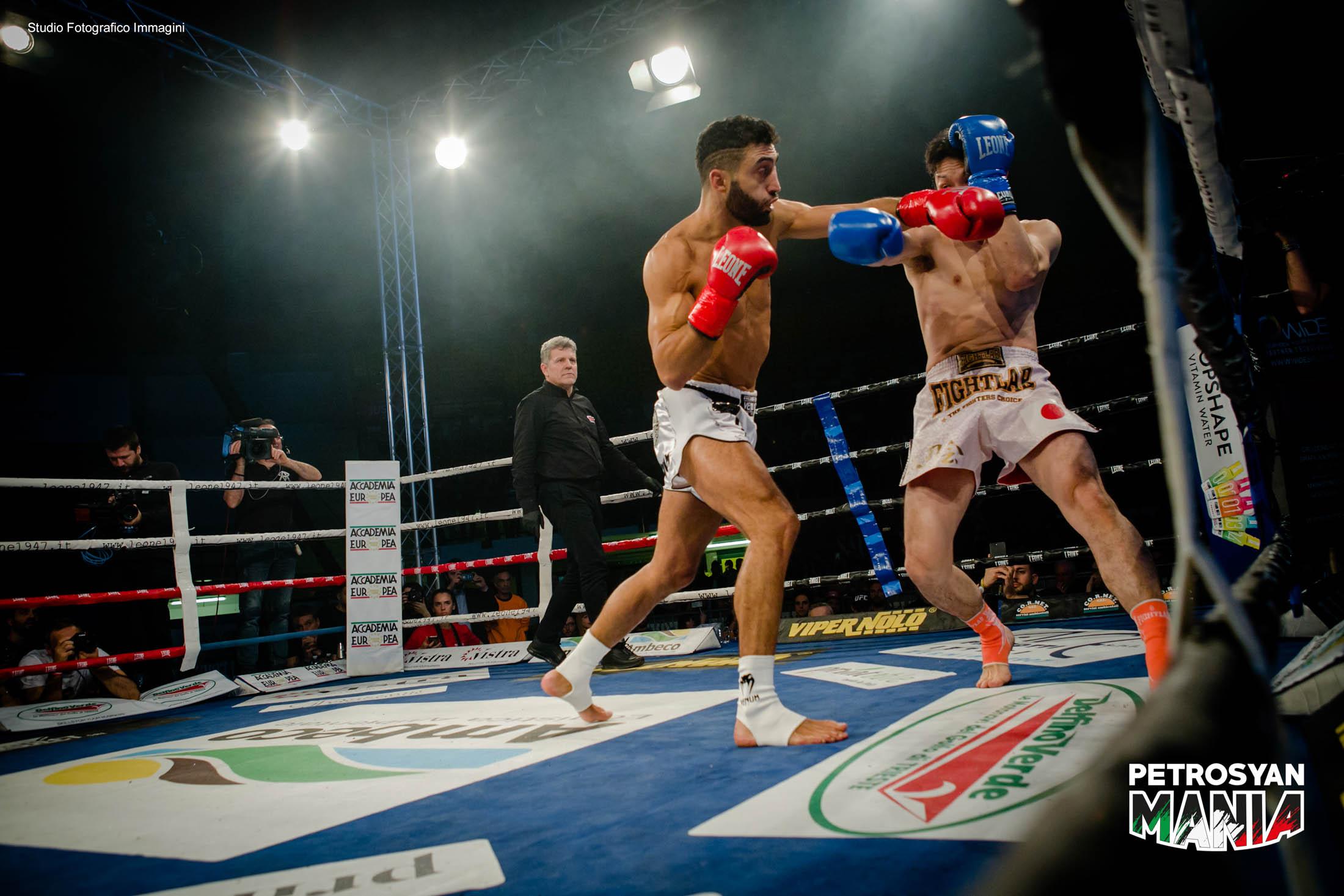 Giorgio Petrosyan VS Atsushi Tamefusa