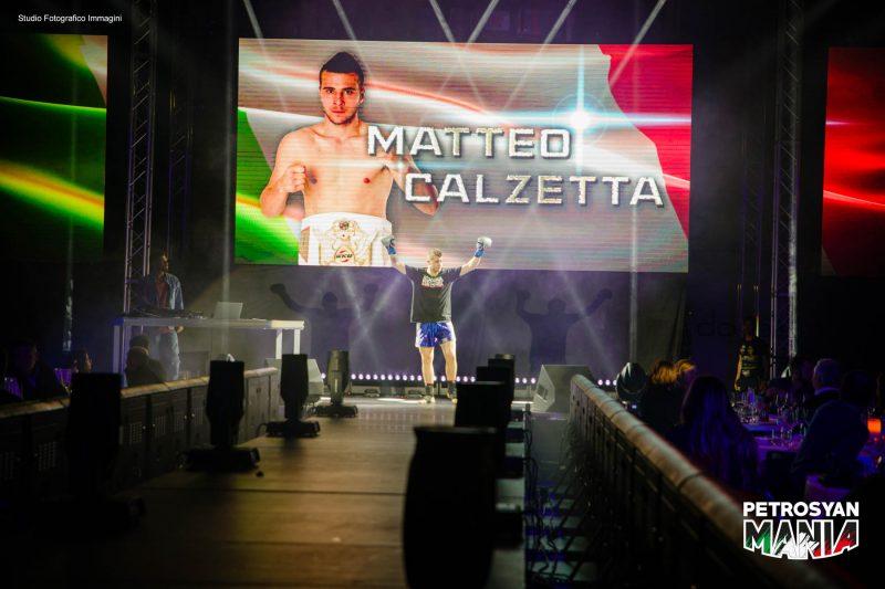PetrosyanMania Gold Edition: Roberto Sacco VS Matteo Calzetta