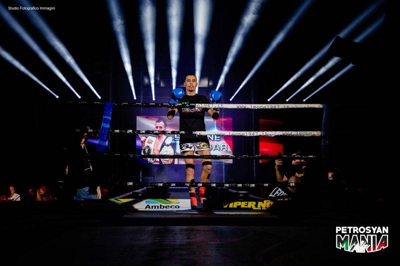 PetrosyanMania Gold Edition: Mirko Flumeri VS Sofiane Meddar