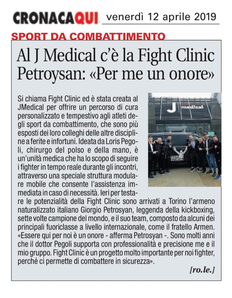 Team Petrosyan al J Medical