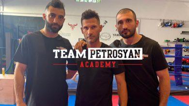Team Petrosyan Academy Mauro Barchi - Rovigo