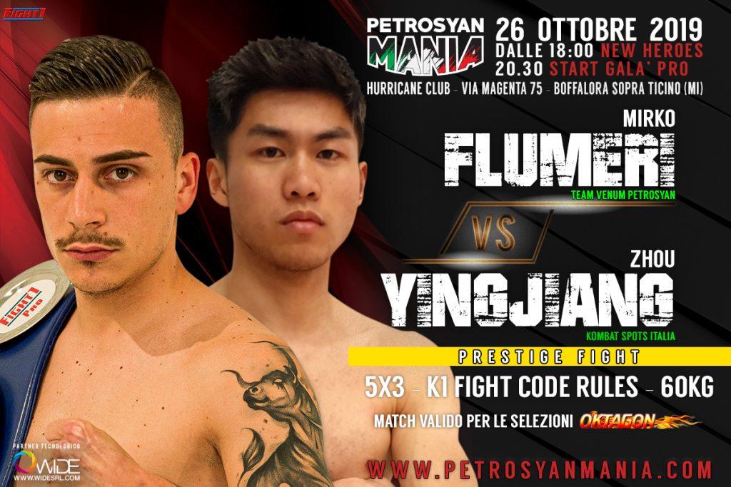 Flumeri vs Yingjiang