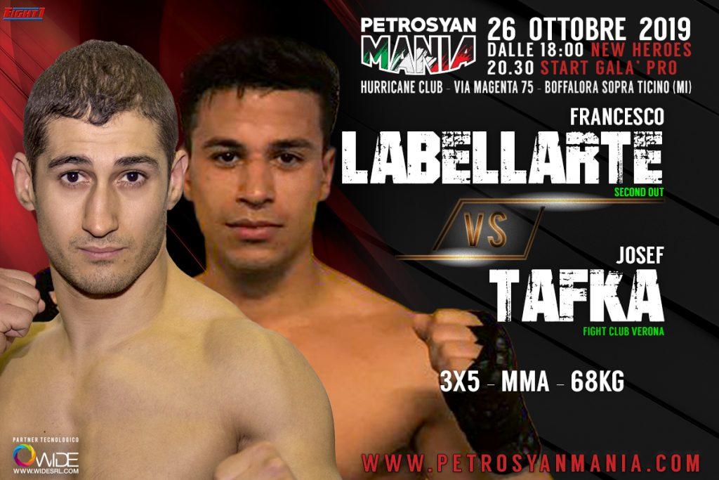 Labellarte vs Tafka