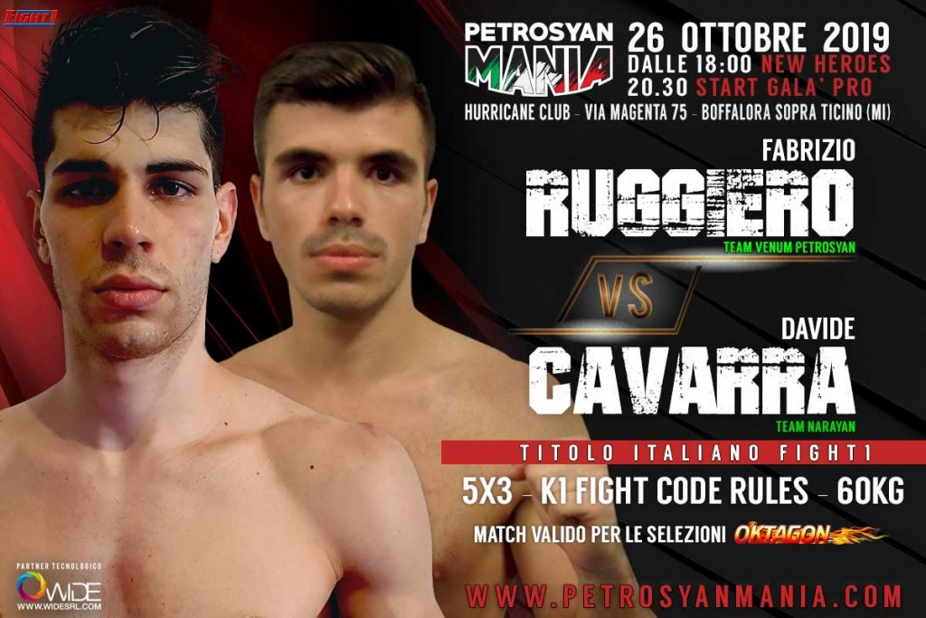 Ruggiero Vs Cavarra