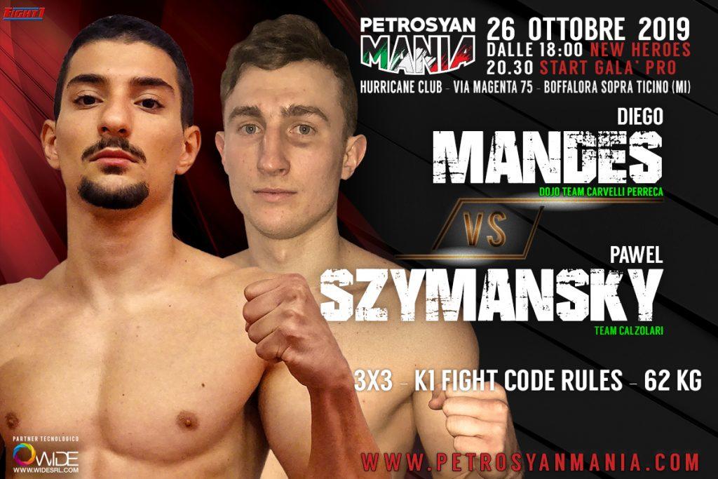Mandes VS Szymansky