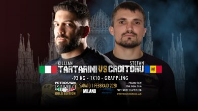 Killian Tartarini VS Stefan Croitoru