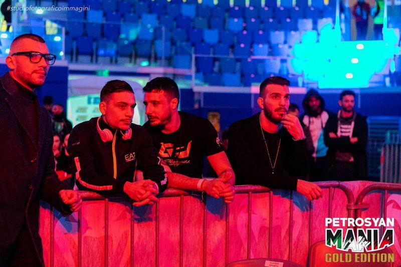 PetrosyanMania GOLD EDITION 2020 – imagine – backstage